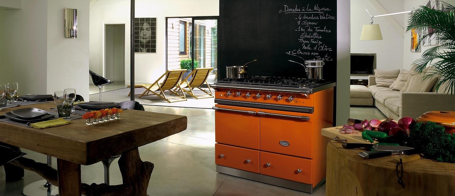 Piano de cuisson Lacanche : le luxe de la cuisson